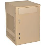 联力 PC-Q7金色 ITX 全铝 机箱