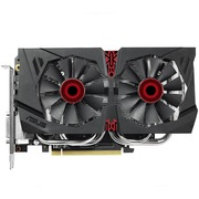 华硕 猛禽STRIX-GTX960-DC2-2GD5 战枭版1178MHz/7010MHz 2GB/128bit DDR5 PCI-E 3.0 显卡