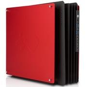 迎广 H-Frame mini ITX开放式机箱/铝合金/ 限量版/2014德国红点奖 (USB3.0 *2 )红色