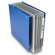 迎广  H-Frame mini ITX开放式机箱/铝合金/ 限量版/2014德国红点奖 (USB3.0 *2 )蓝色