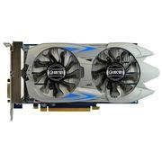 影驰  GTX 750大将 1110MHz/5010MHz 2GB/128Bit GDDR5 PCI-E3.0显卡