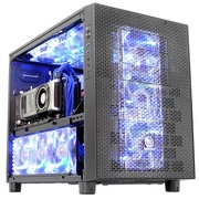 Thermaltake Core X2 M-ATX 方形机箱 (全新概念/超强风扇水冷扩充性/模块可堆叠设计/超大空间)