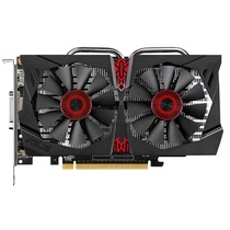 华硕 猛禽STRIX-GTX750TI-OC-2GD5 1202MHz/5400MHz 2GB/128bit DDR5 PCI-E 3.0 显卡产品图片主图