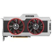 七彩虹 GTX970-4GD5 海外版 1127MHz/7010MHz 4096M/256bit GDDR5 PCI-E 显卡