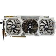 影驰 GTX970名人堂 1228(boost 1380)MHz/7000MHz 4G/256B D5 PCI-E显卡