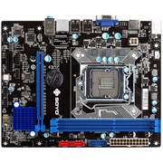 梅捷 SY-H81 全固版 S1 主板(Intel H81/LGA 1150)