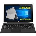 中柏 EZpad5S双系统旗舰版11.6英寸平板电脑(金属材质/64G/1920*1080/Remix os +win10双系统)