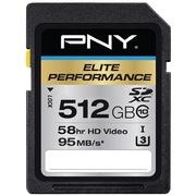 PNY SDXC 512G UHS-I U3高速闪存卡
