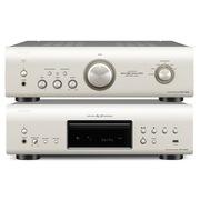 天龙 DCD1520 CD机+PMA1520 HIFI功放 高端HI-FI套装 (银金色)