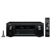 天龙 AVR-X2200W 家庭影院7.2声道(7*185W)AV功放机 支持杜比全景声/蓝牙/WI-FI/HDCP 2.2 黑色