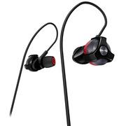 先锋  SE-CL751-K 强劲重低音入耳式耳机 黑色