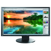 艺卓  EV2336W 23英寸LED背光IPS宽屏专业制图液晶显示器 黑色