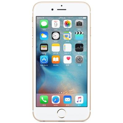 苹果 【联通全国标准0元购机】 iPhone 6s 64G 金色 移动联通电信4G手机产品图片1