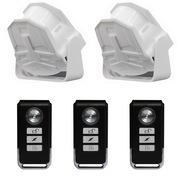 岡祈 KS-SF12R23 智能安防 无线遥控红外线防盗报警器 商店铺家用门窗感应器
