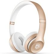 Beats Solo2 Wireless Gold 头戴式贴耳蓝牙耳机 金色