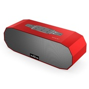 BroadLink DNA MS1 电鳗便携式智能wifi云音箱/音响(红色)