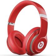 Beats Studio Wireless 录音师蓝牙无线版 头戴包耳式耳机 Hi-Fi降噪 红色 带麦双模
