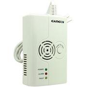 岡祈 GQ-710DC 家用燃气报警器 天然气报警器液化气报警器可接电磁阀(本产品不配电磁阀)