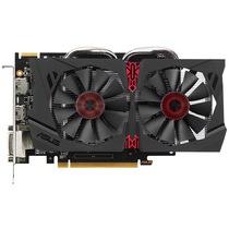 华硕 猛禽STRIX-R9 370 1024SP-OC-2GD5-GAMING 1050MHz/5600MHz 2GB/256bit DDR5 PCI-E 3.0 显卡产品图片主图