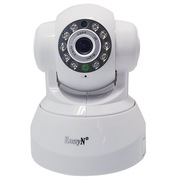 易视眼 M136 无线网络摄像头 P2P即插即用 手机监控 网络摄像机 wifi