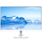 瀚视奇 GH270DBW 27英寸宽屏PLS全视角 超窄边框液晶显示器(瓷白色)