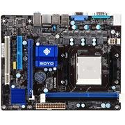 梅捷 SY-M3780L 终结版 主板(AMD 780L/Socket AM3)