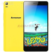联想 乐檬 K3 Note(K50-t3s) 16G 典雅黄 移动4G手机 双卡双待