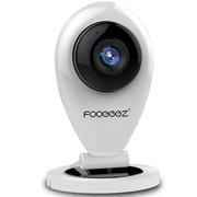 福吉至 智能网络摄像机   夜视版 高清 监控防盗 wifi 双向对讲 QQ物联 ip camera