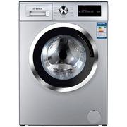 博世  WAN201680W 8公斤 变频 滚筒洗衣机 快洗族 降噪 夜间洗 婴幼洗(银色)