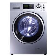 海信 XQG80-B1202FP 8公斤 除菌变频全自动滚筒洗衣机(银色)