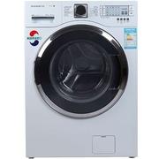 大宇 XQG90-141C 9公斤大容量全自动电子滚筒洗衣机(白色)