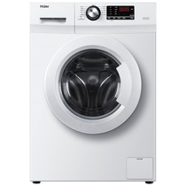 海尔 EG8012B29WA 8公斤  个性洗变频滚筒洗衣机(白色)产品图片主图