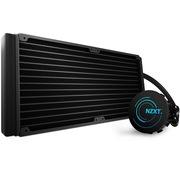 NZXT Kraken X61 海妖X61 (一体式水冷散热器、更多的散热面积、整合LED灯效与数位风扇控制)