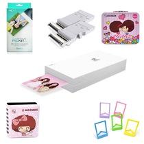 库范 PicKit  M2 手机照片打印机 礼盒套餐产品图片主图