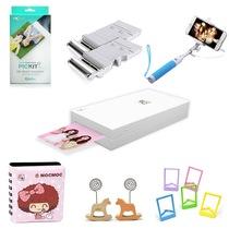 库范 PicKit  M2 手机照片打印机 旅游套餐产品图片主图