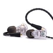 um50 pro hifi发烧级 5单元3分频动铁入耳式耳机 威士顿