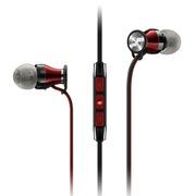 森海塞尔 Momentum in-Ear G 入耳式耳机(安卓版)Black 黑色