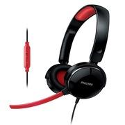 飞利浦 SHG7210/10 SHM7110升级版 多媒体游戏耳机(黑色)
