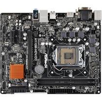 华擎 H110M-HDV/D3主板 ( Intel H110/LGA 1151 )产品图片主图