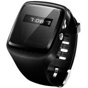 卡迪鲁 智护博士儿童定位手表 GPS卫星智能定位手表手环手机防丢器 黑色