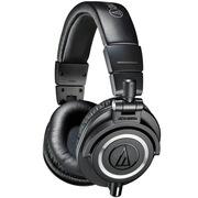 铁三角  ATH-M50X BK 专业监听旗舰级耳机