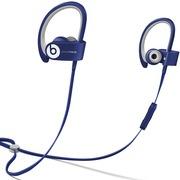 Beats Power2 Wireless 双动力无线版 入耳式运动耳机 蓝色  蓝牙无线带麦