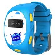 酷多啦 8601 儿童智能手表 GPS实时定位 双向通话 智能防丢 可插SIM卡双向通话 精灵蓝