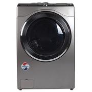 大宇 DWC-UD1433CPS 14公斤大容量洗烘一体全自动滚筒洗衣机 银色