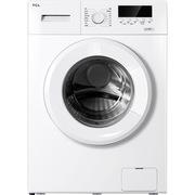 TCL XQG80-F12102TB 8公斤 变频16程序 滚筒洗衣机(芭蕾白)