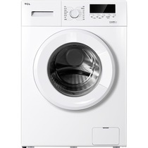 TCL XQG80-F12102TB 8公斤 变频16程序 滚筒洗衣机(芭蕾白)产品图片主图