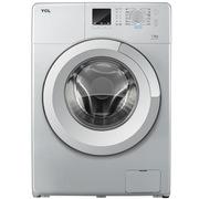 TCL XQG70-F12101P 7公斤 喷淋除菌 滚筒洗衣机(星空银)