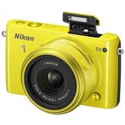 尼康 S2(11-27.5mm f/3.5-5.6) 可换镜数码套机(黄色)