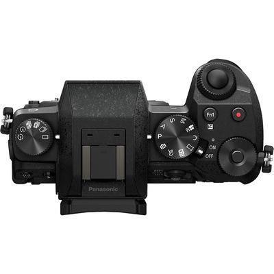 松下 Lumix DMC-G7 微型单电机身 黑色(DMC-G7GK-K)产品图片5