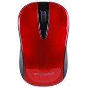 新贵 自由豹1100 无线光学鼠标 红色